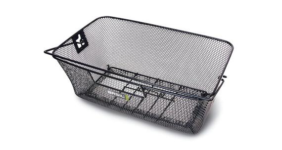 Basil Concord - cesta de malla - negro